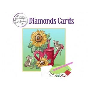 Dotty Designs, Diamonds kartice, Sunflowers