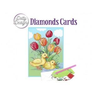 Dotty Designs, Diamonds kartice, Ducks