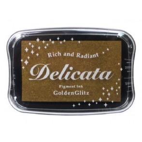 Barvna blazinica, Delicata, Golden Glitz