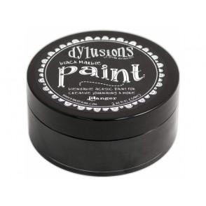 Akrilna barva  Dylusions - Black Marble
