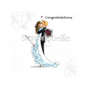 Štampiljka, Uptown Girl, Brett & Brenda Get Married