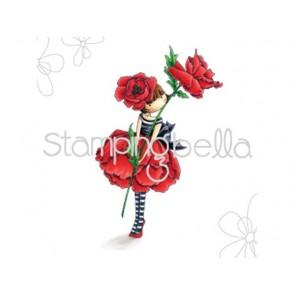 Štampiljka, Garden Girl Poppy