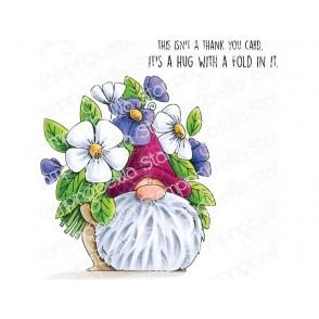 Štampiljka, Flowery Gnome