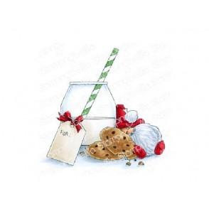 Štampiljka, Milk & Cookies Gnome