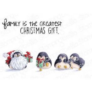 Štampiljka, Penguin family