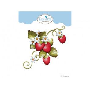 Rezalna šablona, Strawberries