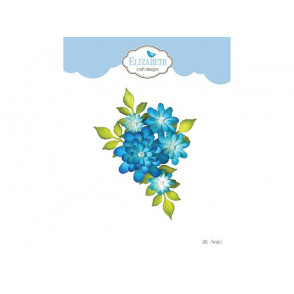 Rezalna šablona, Florals 5