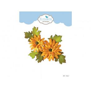Rezalna šablona, Florals 7