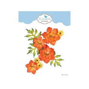 Rezalna šablona, Florals 8