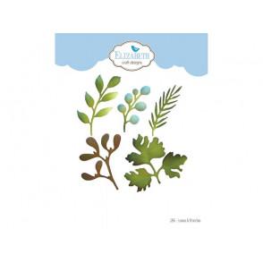 Rezalna šablona, Leaves & Branches