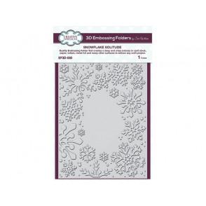 Mapa za embosiranje, Snowflake solitude