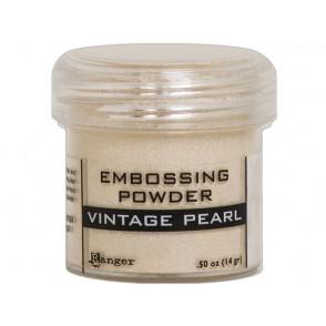 Embossing prah, Vintage Pearl