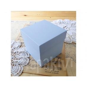 Osnova za škatlico, pastel modra, 300 g