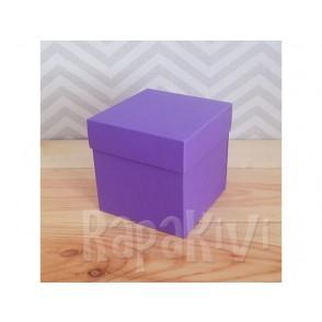 Osnova za škatlico, vijolična, 300 g