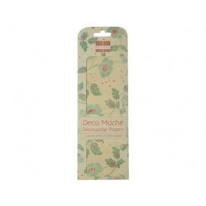 Papir, Decoupage, Leaves