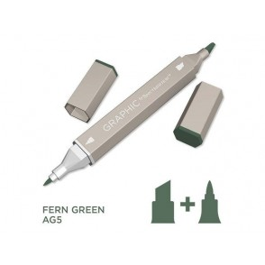 Marker Graphic, Fern green
