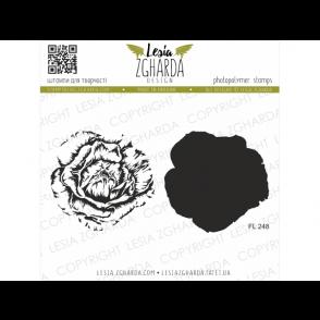 Štampiljka, Lush rose 2
