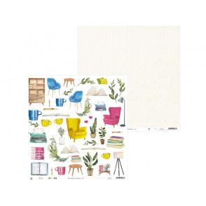 Papir, Garden Of Books