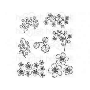 Štampiljka, Wildwood florals