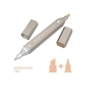 Marker Graphic, Honeydew
