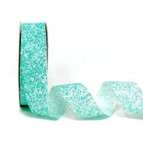 Dekorativni trak, Crystal glitter, moder