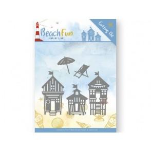 Rezalna šablona, Beach Fun, Beach houses