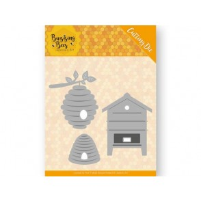 Rezalna šablona, Buzzing bees, Beehives