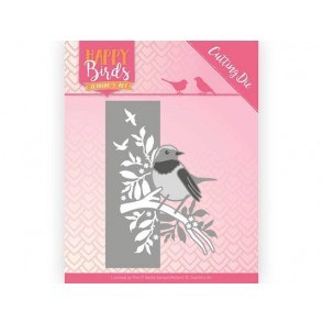 Rezalna šablona, Happy Birds, Bird Edge