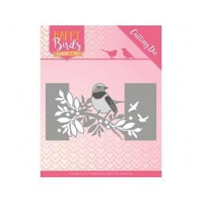 Rezalna šablona, Happy Birds, Bird Sleeve