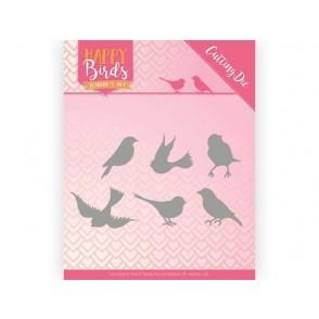 Rezalna šablona, Happy Birds, Happy Birds