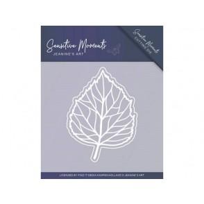 Rezalna šablona, Sensitive Moments, Leaf