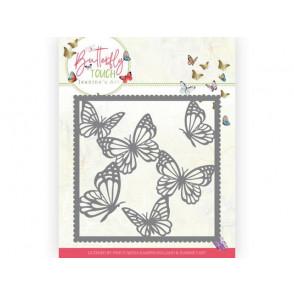 Rezalna šablona, Butterfly Touch, Butterfly Frame