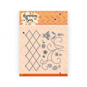 Rezalna šablona, Humming Bees, Strawberry Trellis