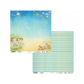 Papir, Joyful Kids 07/08