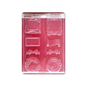 Model, Stamperia Soft Maxi okvirji