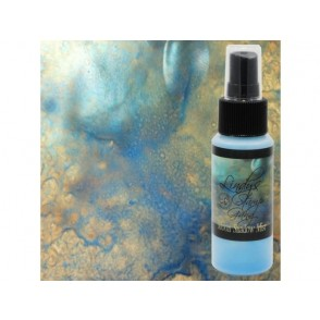 Moon Shadow Mist, Buccaneer Bay Blue