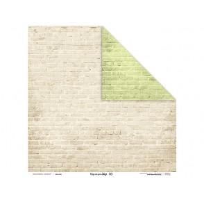 Papir, Beige and green JOY 03