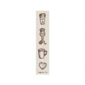 Papirnata vrstica, Coffee Time 01