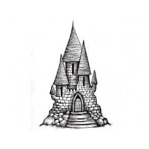 Štampiljka, Fairy castle 2