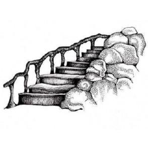 Štampiljka, Fairy steps