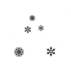 Štampiljka, Snowflakes