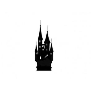 Štampiljka, Silhouette Castle, miniature