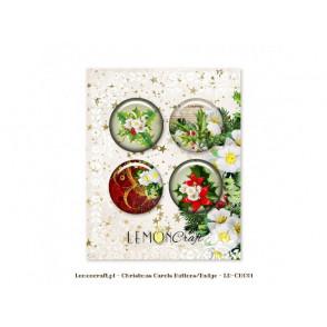 Samolepilni gumbi, Christmas Carols
