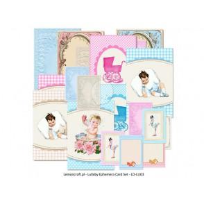 Dekorativne kartice, Lullaby, set