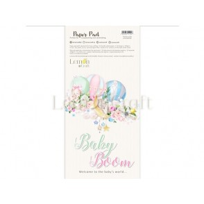 Papir, Baby Boom elements for fussy cutting, set