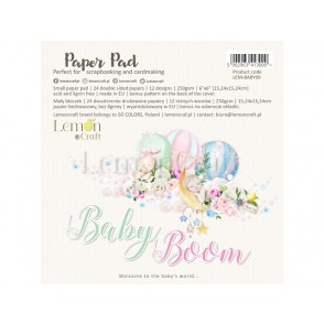 Papir, Baby Boom 09, set