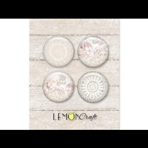 Samolepilni gumbi, Linen Story