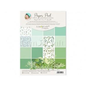 Papir, Leaves 04, set