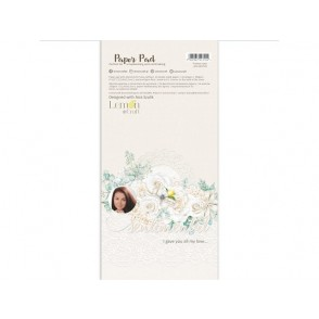 Papir, Sentimental elements for fussy cutting, set