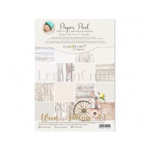 Papir, Wood Patterns 02, set